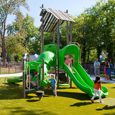 We can help you find the perfect church playground equipment to build a gathering place for your community.