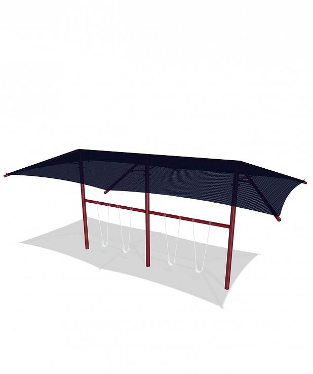 Swing Shade Frame - 2 Bay