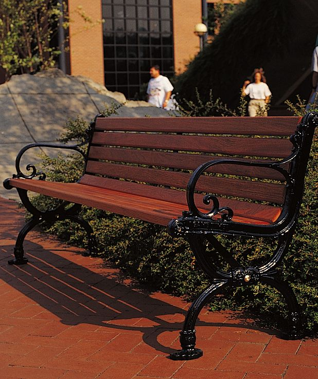Old Forge Series Bench