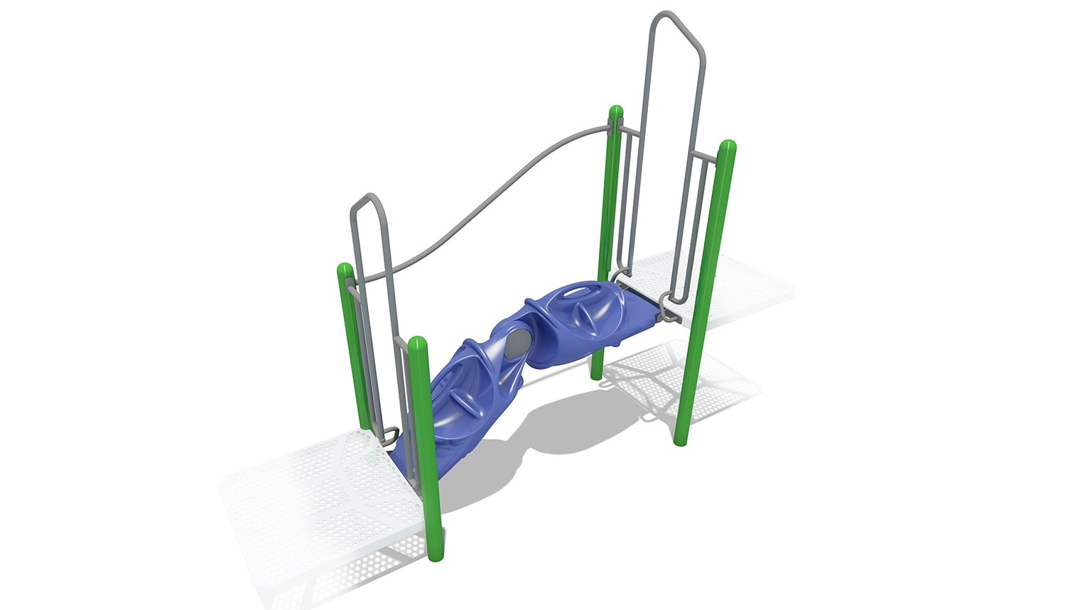 Traverse Climber Link (2' Rise)