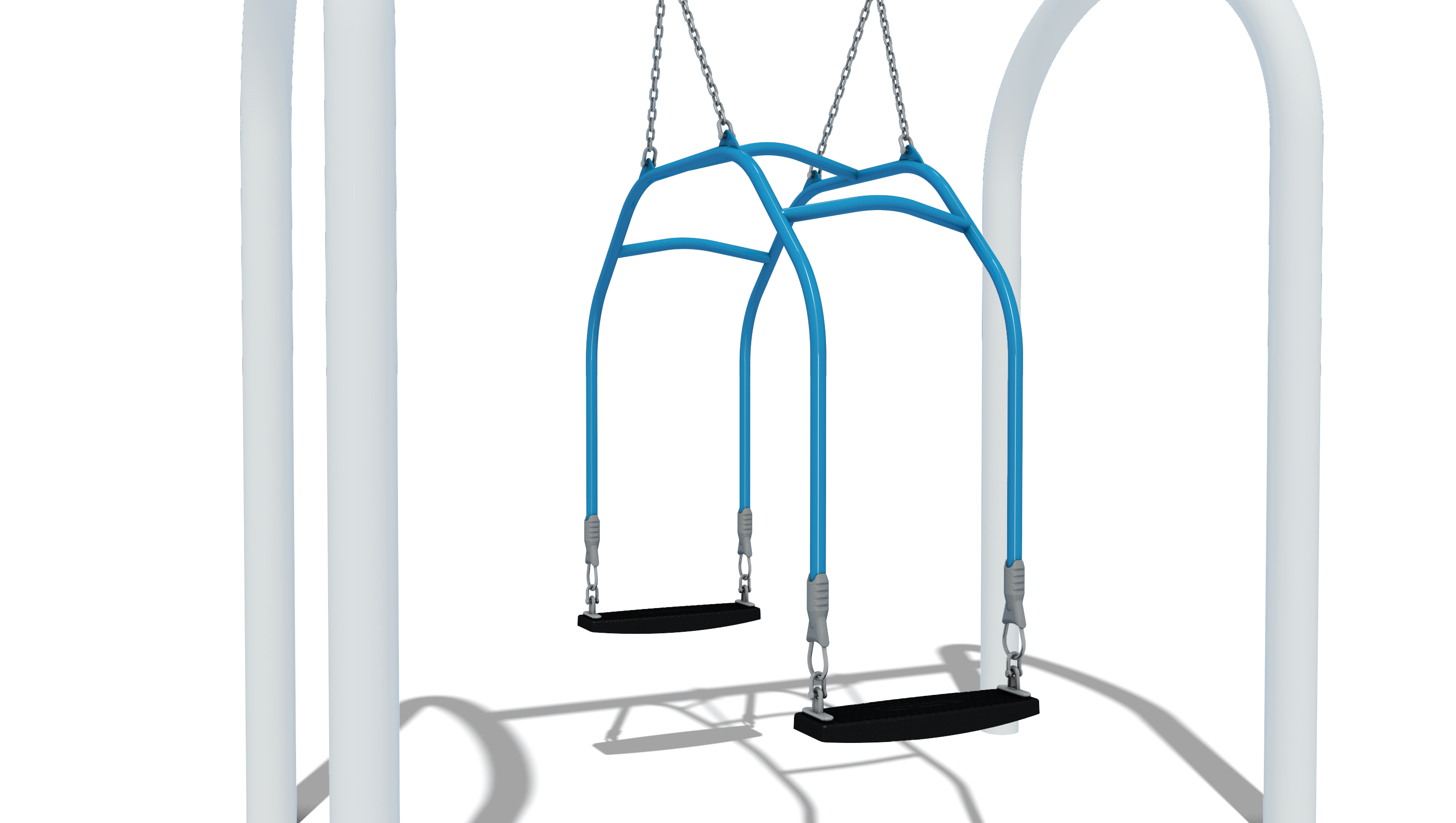 Expression Swing Tandem - 5-inch Top Rail