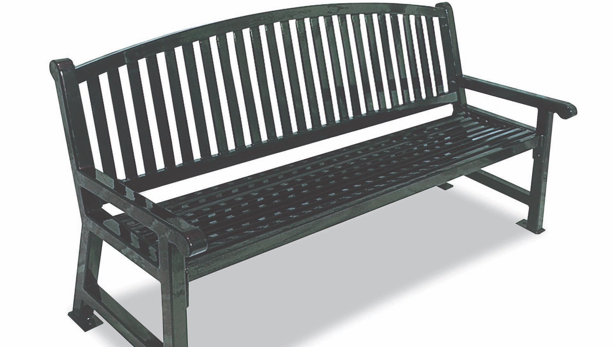 Series 300 Bench, Bow Style